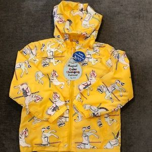 New Holly and Beau Yellow Raincoat
